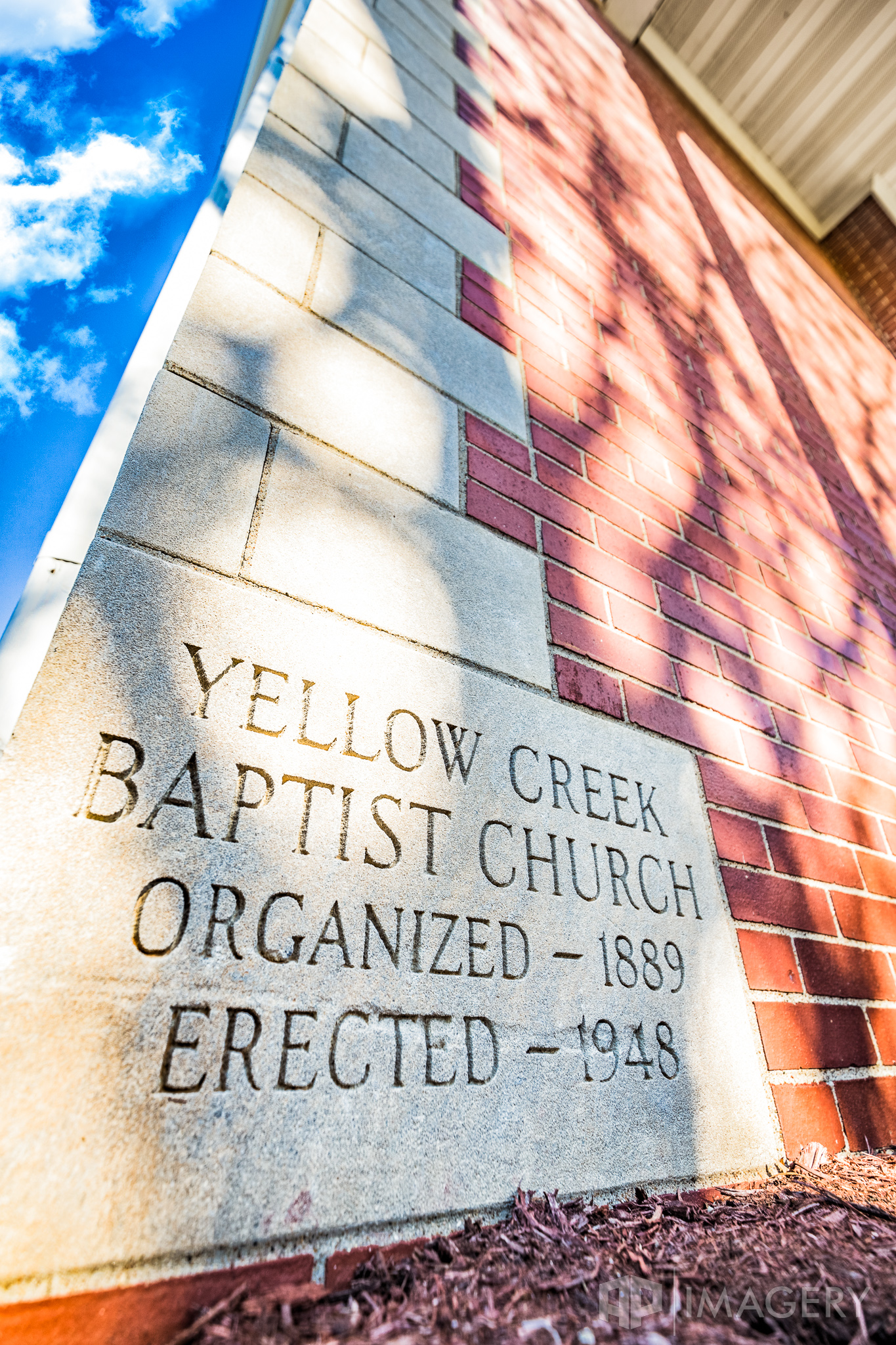 Yellow Creek Baptist - AP Imagery 2015